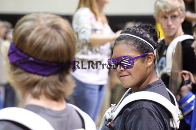 Cleburne High Home Coming Pep Rally Oct 30, 2009 (105)