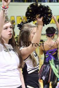 Cleburne High Home Coming Pep Rally Oct 30, 2009 (106)