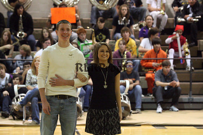 Cleburne High Home Coming Pep Rally Oct 30, 2009 (26)