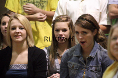 Cleburne High Home Coming Pep Rally Oct 30, 2009 (21)