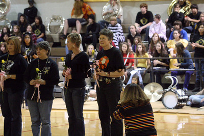 Cleburne High Home Coming Pep Rally Oct 30, 2009 (16)