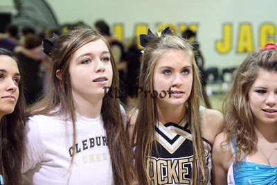 Cleburne High Home Coming Pep Rally Oct 30, 2009 (103)