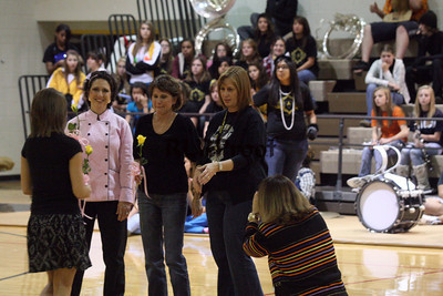 Cleburne High Home Coming Pep Rally Oct 30, 2009 (12)