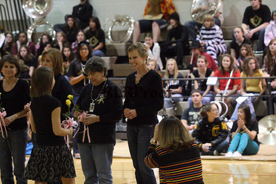 Cleburne High Home Coming Pep Rally Oct 30, 2009 (14)