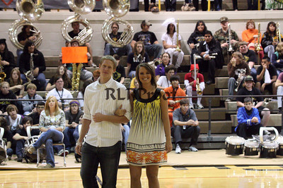 Cleburne High Home Coming Pep Rally Oct 30, 2009 (29)