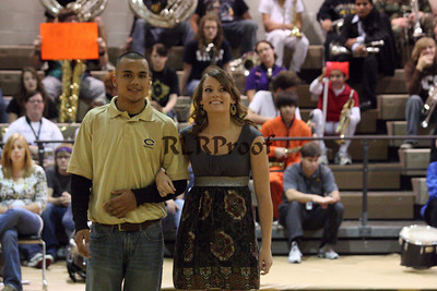 Cleburne High Home Coming Pep Rally Oct 30, 2009 (27)