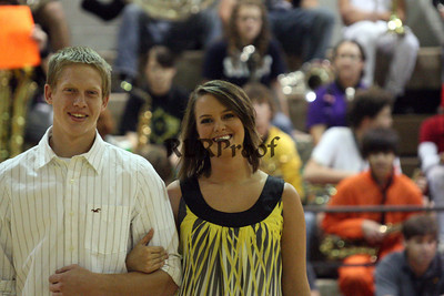 Cleburne High Home Coming Pep Rally Oct 30, 2009 (30)