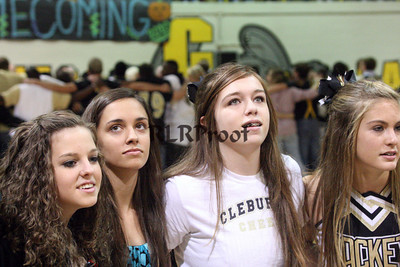 Cleburne High Home Coming Pep Rally Oct 30, 2009 (102)