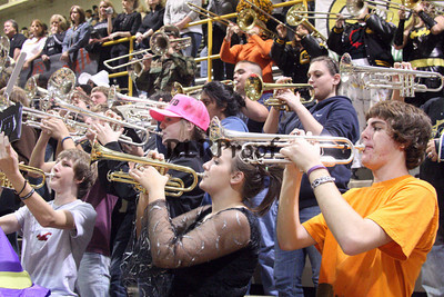 Cleburne High Home Coming Pep Rally Oct 30, 2009 (104)