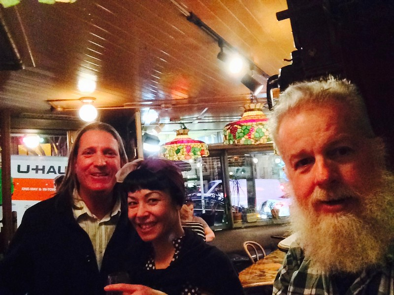 Dave Primm and Kitty Chow, Condor Club, San Francisco