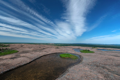 Enchanted Rock Vernal Pools