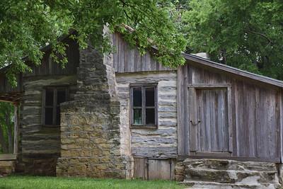 Texas Pioneer Cabin