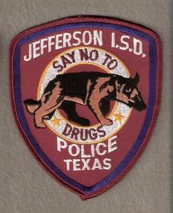 JEFFERSON ISD 10 K9