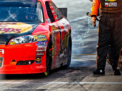 Texas Motor Speedway - #1 in Pit