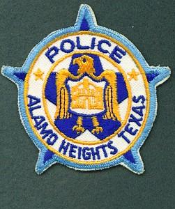 Alamo Heights Police
