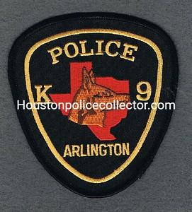ARLINGTON K 9