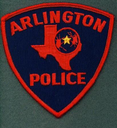ARLINGTON 10 officer 1950