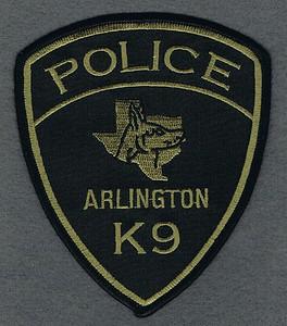 ARLINGTON K9 SECOND VERSION