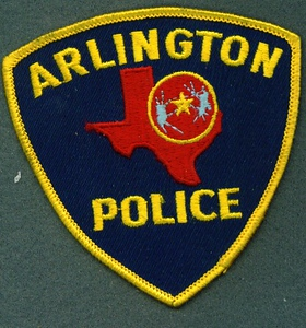 ARLINGTON 30 officer 1970's-1986