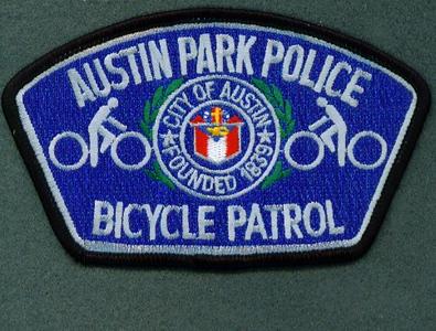 AUSTIN PARK 70 BICYCLE PATROL - Copy