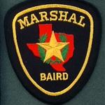 BAIRD MARSHAL 56