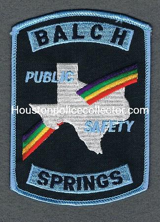 BALCH SPRINGS 50