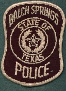 Balch Springs Police