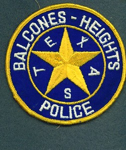Balcones Heights Police