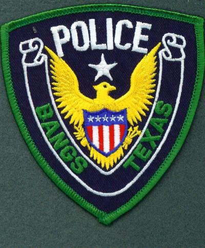 Bangs Police