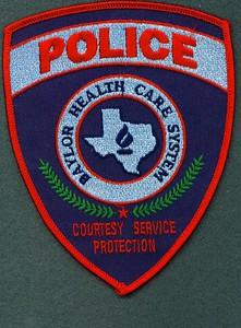 Baylor Health Care System Police