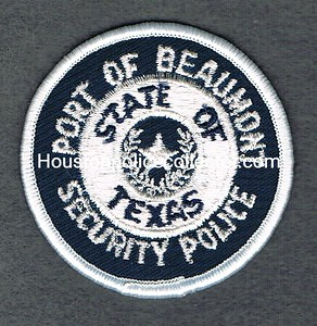PORT OF BEAUMONT SECURITY POLICE