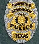 Benbrook Police