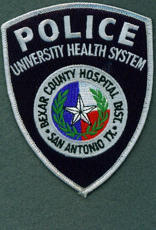 Bexar County Hospital District Police