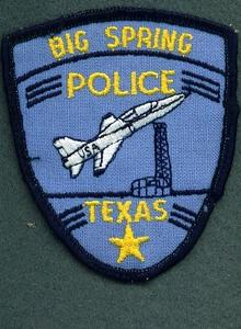 Big Spring Police