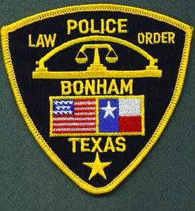 Bonham Police