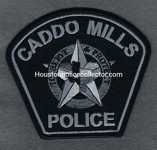 CADDO MILLS BLACK