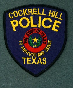 COCKRELL HILL 50