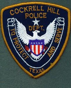 COCKRELL HILL 30