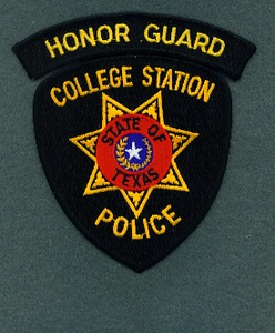 COLLEGE STATION 5HONOR GUARD