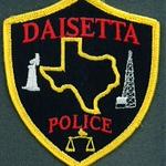 Daisetta Police