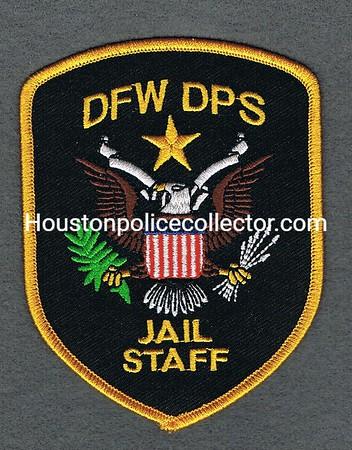 DFW DPS JAIL STAFF