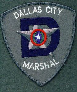 DALLAS MARSHAL 20