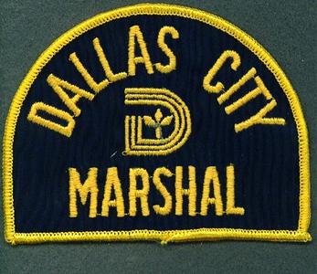 DALLAS MARSHAL 10