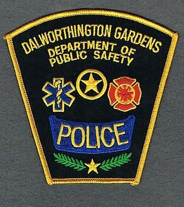 Dalworthington Gardens Police