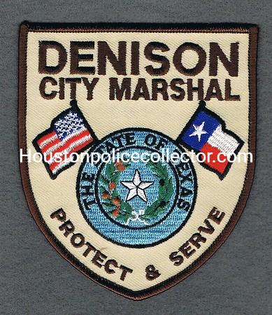 DENISON CITY MARSHAL