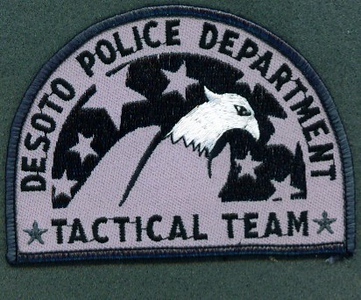 DESOTO 70 TACTICAL TEAM