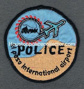 EL Paso Airport Police