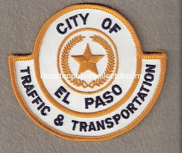 X EL PASO CITY TRAFFIC