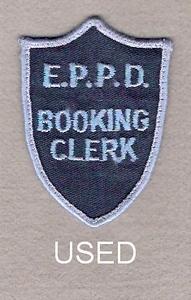 EPPD BOOKING CLERK