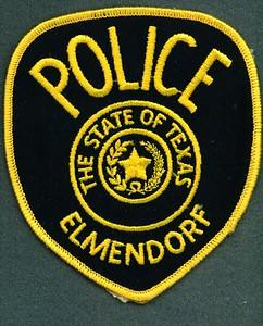 Elmendorf Police
